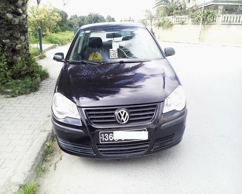 annonces voiture volkswagen polo occasion en tunisie